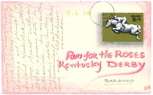 Kentucky Derby 138 and more