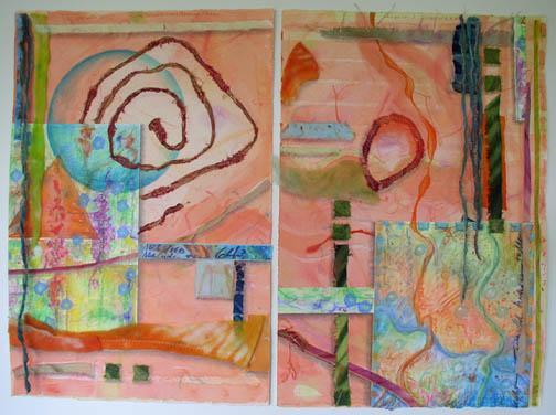 Collaboration with Laverne Zabielski