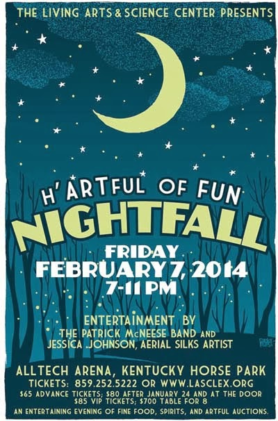 H'Artful of Fun, Nightfall, this Friday