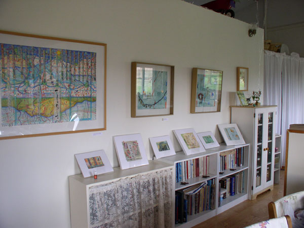 Kathleen O'Brien Open Studio