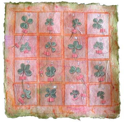 "″Magic Square of 16"", Kathleen O'Brien"