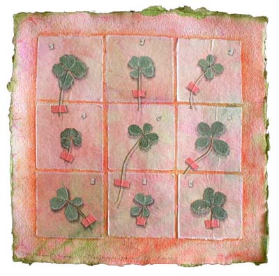 """Magic Square of 9"", Kathleen O'Brien"