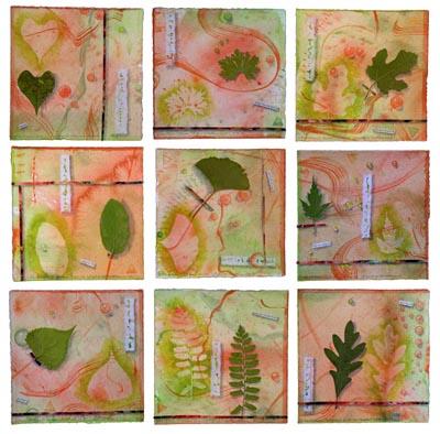 """Kathleen O'Brien, """"Light Of Autumn"""""""