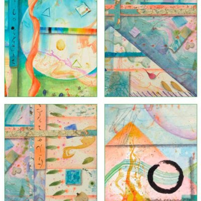 3 Shapes, 1 Card Set Kathleen O'Brien