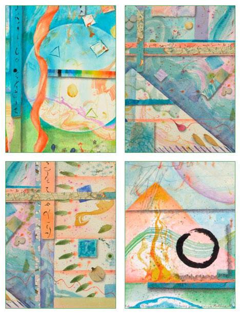 3 Shapes, 1 Card Set Kathleen O'Brien