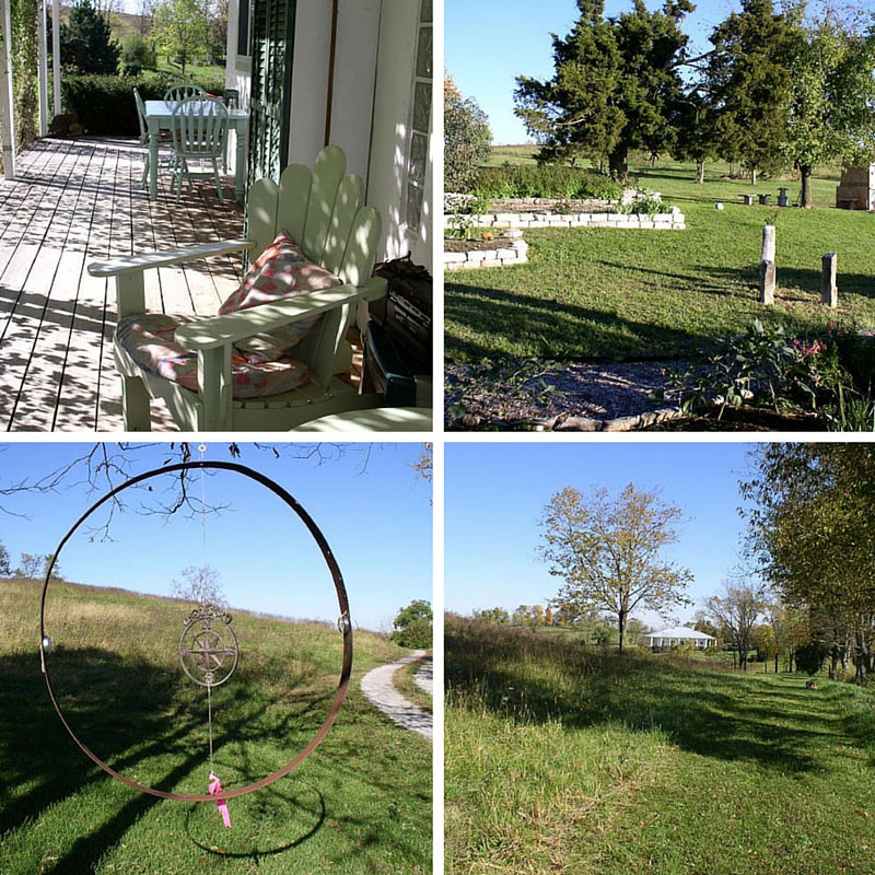 scenes of Sunwise Farm & Sanctuary, Kathleen O'Brien Studio