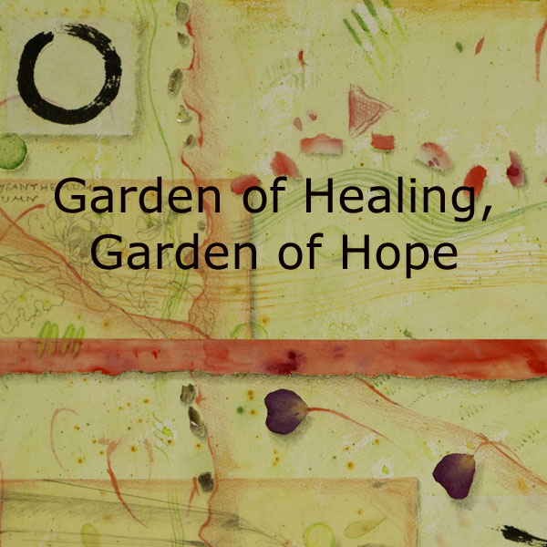 Garden of Healing, Garden of Hope at UK Healthcare, Lexington, KY