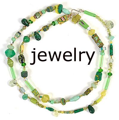 Bead Jewelry Talismans, by Kathleen O'Brien