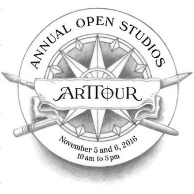 Kathleen O'Brien Annual Open Studios ARTTOUR