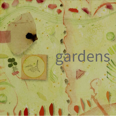 Kathleen O'Brien Step Into the Gardens art portfolio