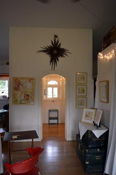 Axis Mundi Arches at Kathleen O'Brien Studio