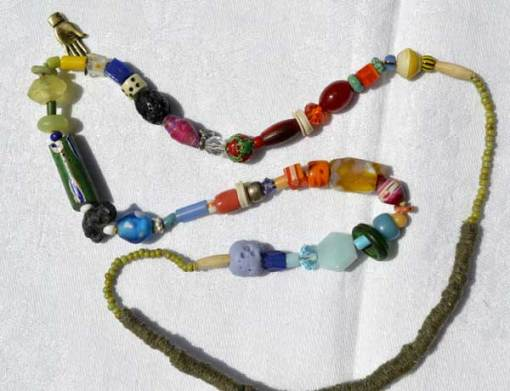 Healing Necklace 2 by Kathleen O'Brien
