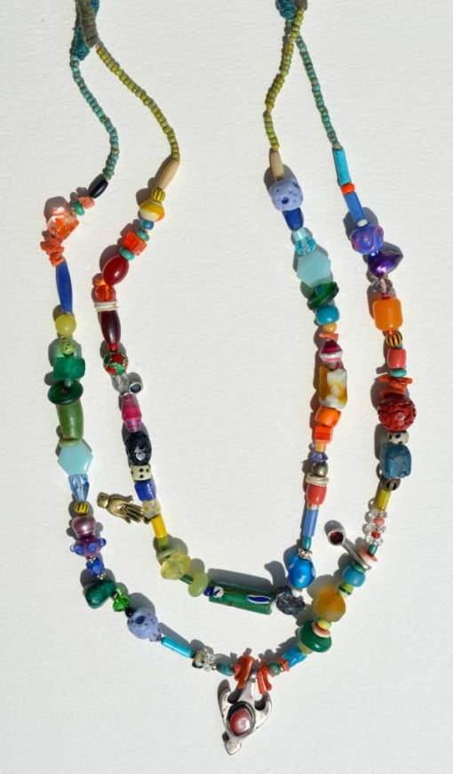 Healing Necklaces 2 and 3 by Kathleen O'Brien