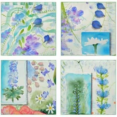 Bouquet Card Set 2 by Kathleen O'Brien