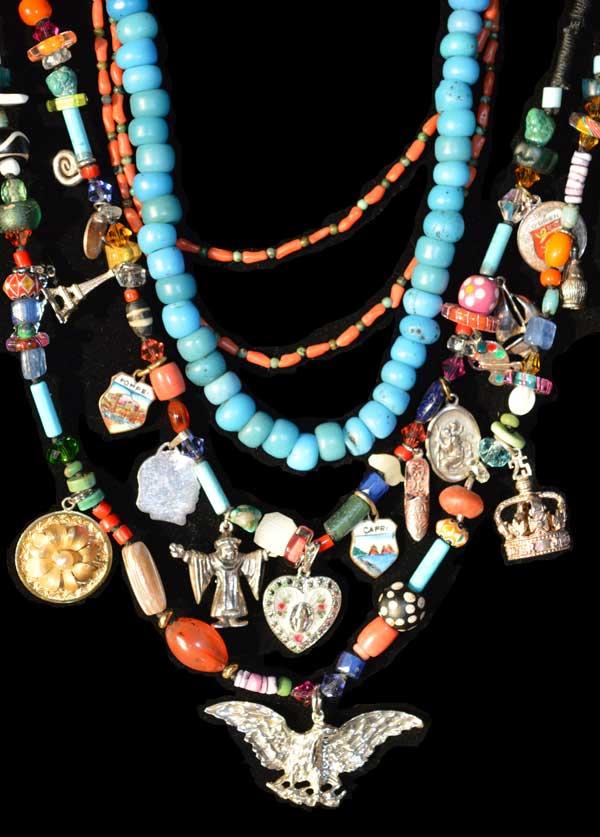 Birthday Bead necklaces, 2018