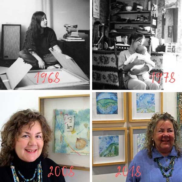 KO'B 1968 - 2018, 50 years as an artist