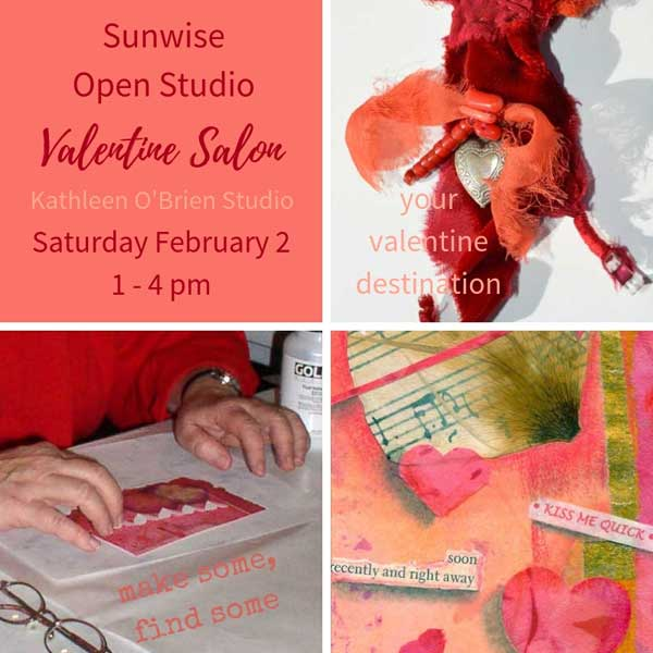 Sunwise Open Studios Celebrations