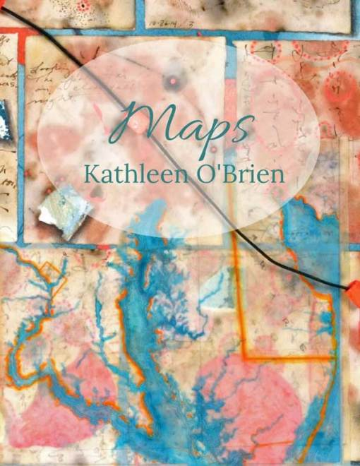 Maps ebook Cover by Kathleen O'Brien