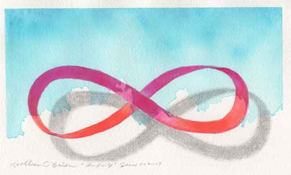 31 Infinity, ©Kathleen O'Brien
