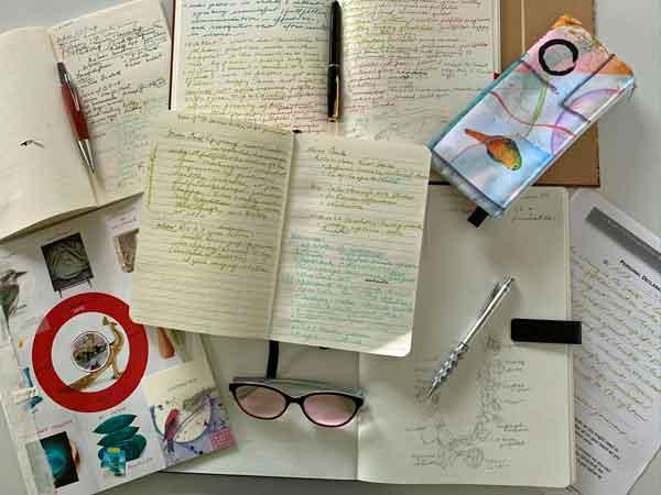 2020 Journals and Mandala