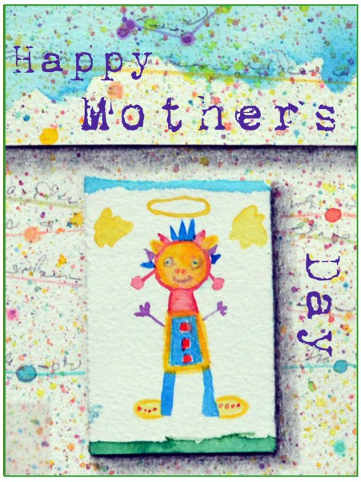 Mother's Day Card Set 1, ©Kathleen O'Brien
