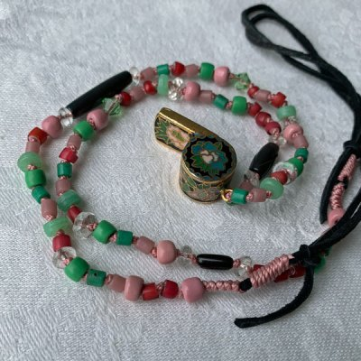 Talisman for Dog Lovers, necklace by Kathleen O'Brien