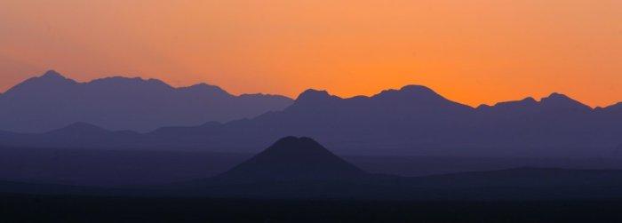 Tombstone Sunset