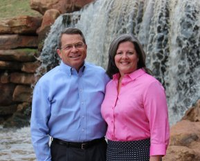 Ron & Kathleen, married 31 years