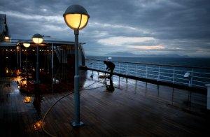Photo by Gary Cosby Jr. Cruising Alaska