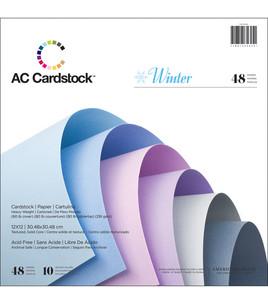 35625_Winter Cardstock Paper Pad