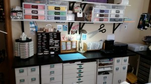 Kat's Work Space #2