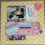 September Scrapbook Pages & Cards