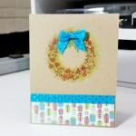Woodland Wreaths – Christmas Cards