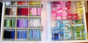 Kat's Ribbon Drawer