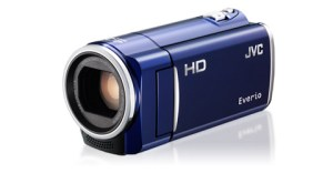 JVC Everio HD Video Camera