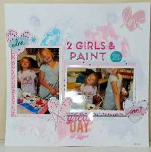 2girls & paint
