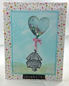 Kat's Baby Shaker Card