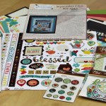 Button Farm Monthly Scrapbooking Kits – Share and Review (and Coupon Code!)