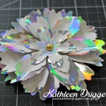 Minc Foiled Flowers Tutorial