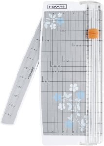 Fiskars 12 Inch Portable Scrapbooking Trimmer