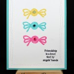 Friendship Cards by Kat