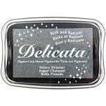Delicata Silver Ink Pad