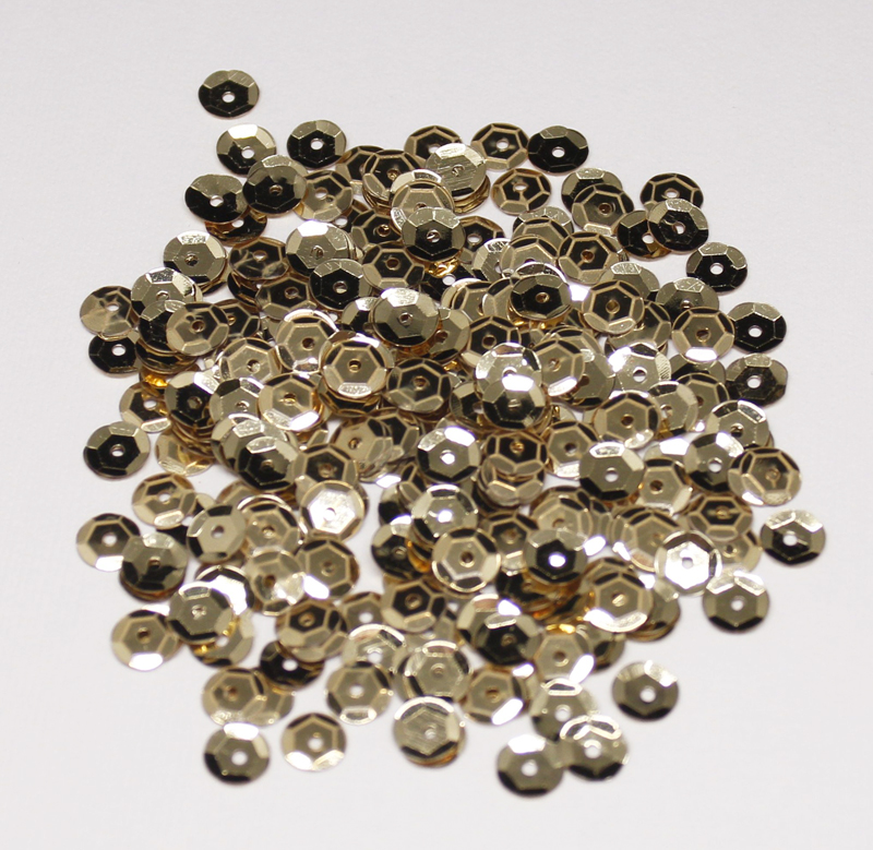 6mm Golden