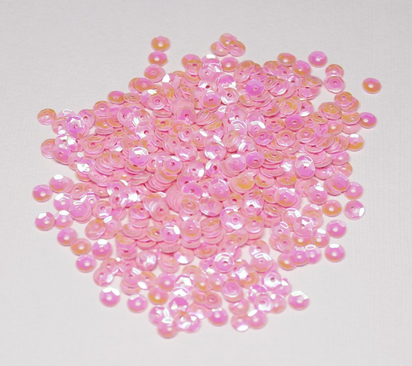 4mm Pink Cotton Candy