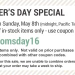 Ellen Hutson Coupon Code – Mother's Day Sale!