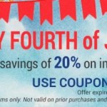 Two Crafty Sales for July 4th!