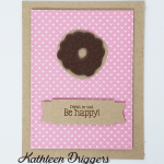 Sweet and Simple Donut Cards