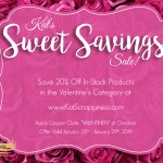 Sweet Savings Sale