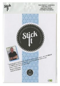 stick it die cutting adhesive sheets