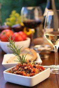 Provencal tomato spread